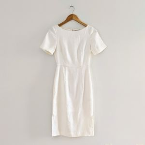 H&M Pearl Short Sleeve Pencil Dress